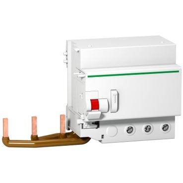 Acti9 Vigi C120 - Din rail add on residual current device, 3 poles
