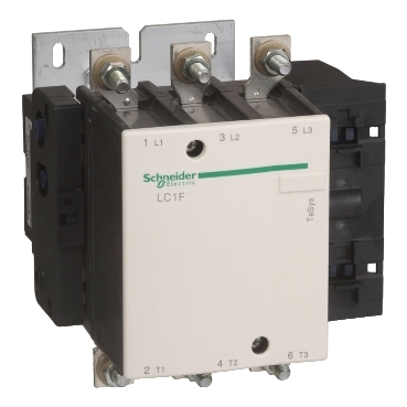 Contactors for motor control up to 670kW/440 V and power switching up to 2600A/AC1