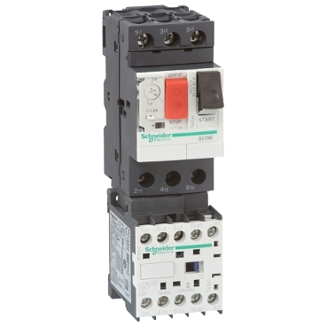 Direct On Line, reversing motor starter up to 5.5 kW