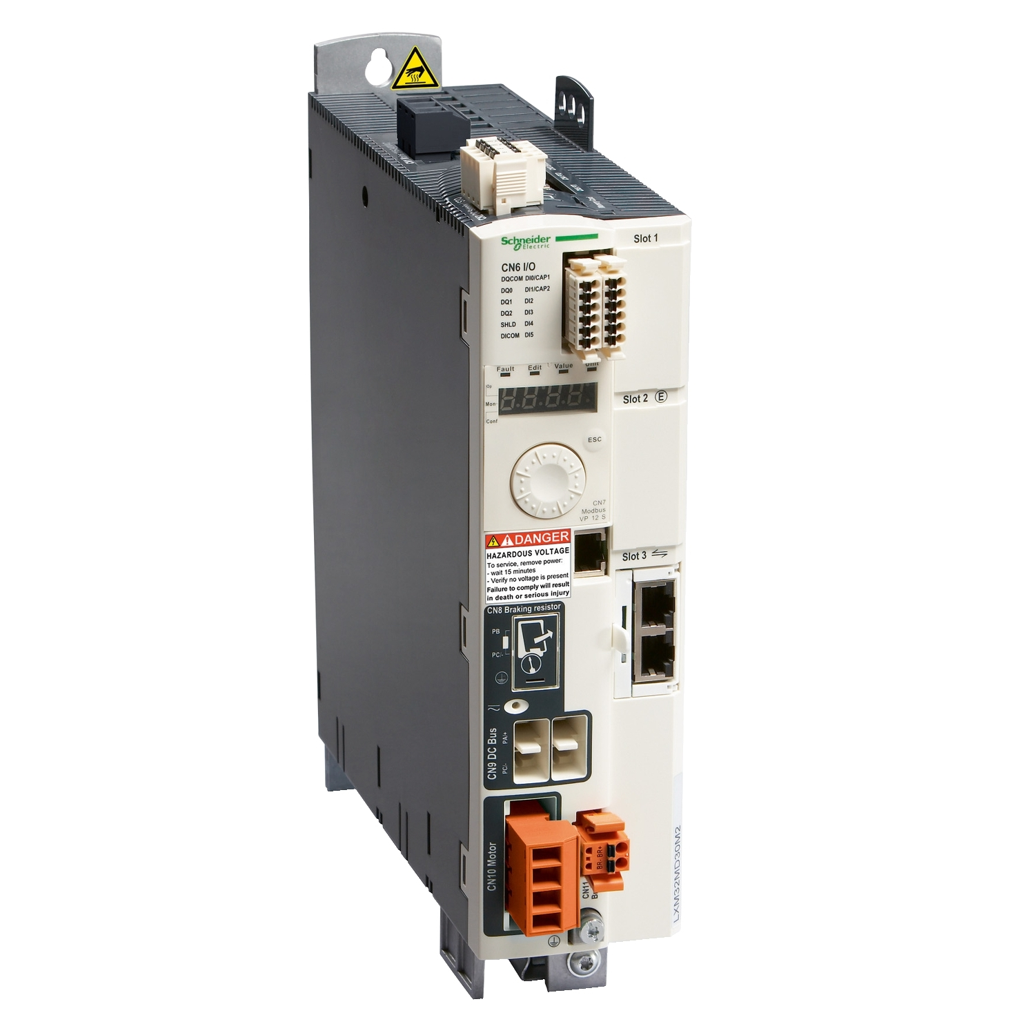 motion servo drive - Lexium 32 - three-phase supply voltage 208/480V - 1.8 kW