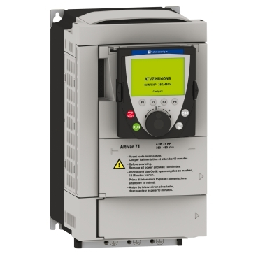 Variable speed drive UL Type 1/IP20, size 3, 380-480V