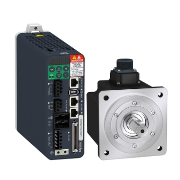 Servo Drives and Servo Motors from 0.05 to 4.5kW
