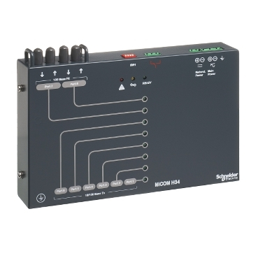 Switches Ethernet MiCOM serie H