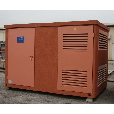 MV/LV Substation with GRC Enclosure - up to 1250 kVA
