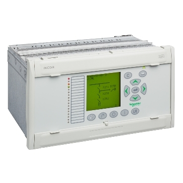 MiCOM C264 60TE size with HMI