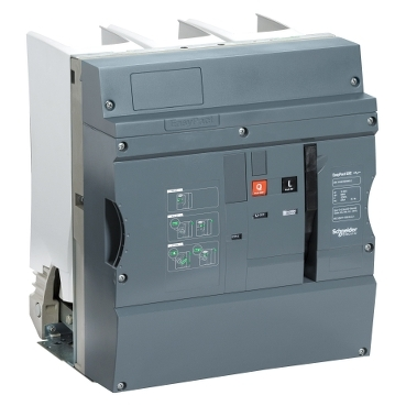 Vacuum circuit breaker up to 17.5kV for fixed applications in medium voltage switchgear EasyPact EXE