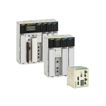 Large PLC for Process applications, high availability & safety solutions