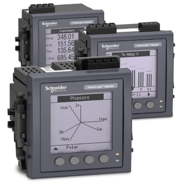 Serie Power Logic PM5000
