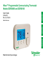 Wiser™ Programmable Communicating Thermostat