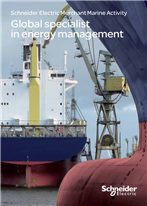 Schneider Electric Merchant Marine Activity Brochure