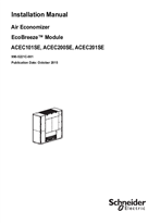 EcoBreeze Module Installation Manual