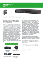 NetBotz 570 Product Brochure
