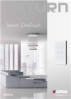 Brochure for Saturn OneTouch Product Range