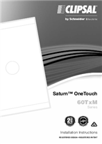 Installation Instruction for Saturn OneTouch Series