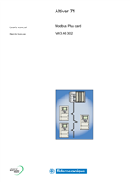 Modbus Plus card (ATV71)_Manual_EN