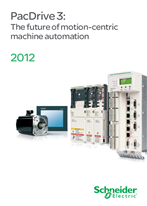 PacDrive™ 3: The future of motion-centric machine automation