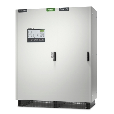 Highly customizable double-conversion UPS systems