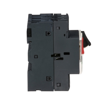 TeSys GV2-Circuit breaker-thermal-magnetic - 2.5...4 A - screw clamp terminals