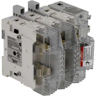 Switch disconnector fuses from 32 to 1250 A