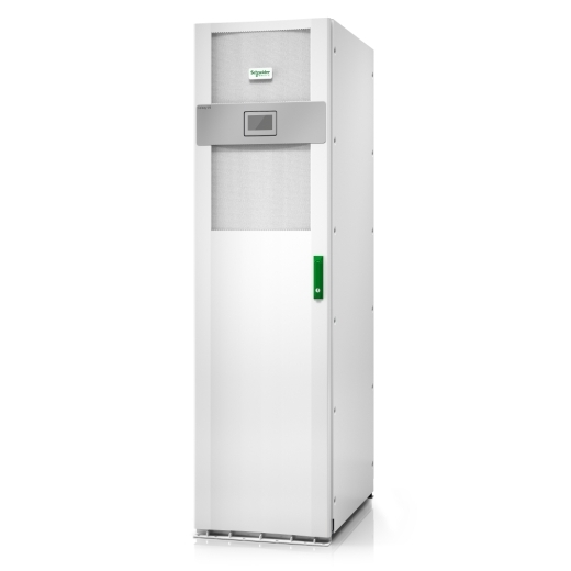 Galaxy VS UPS 80kW 400V for up to 5 internal 9Ah smart modular battery strings, Start-up 5x8 Front Left