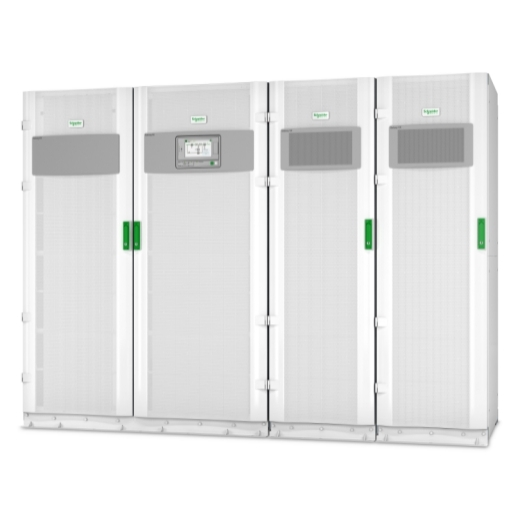 Galaxy VX 500kVA Scalable to 750kVA 400V, Start up 5x8 Front Left