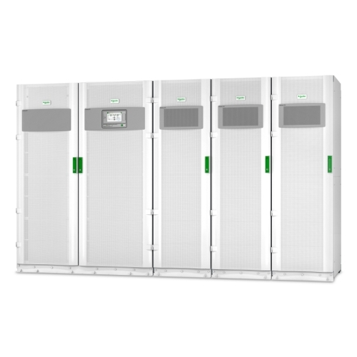 Galaxy VX 750kVA Scalable to 1000kVA 400V, Start up 5x8 Front Left