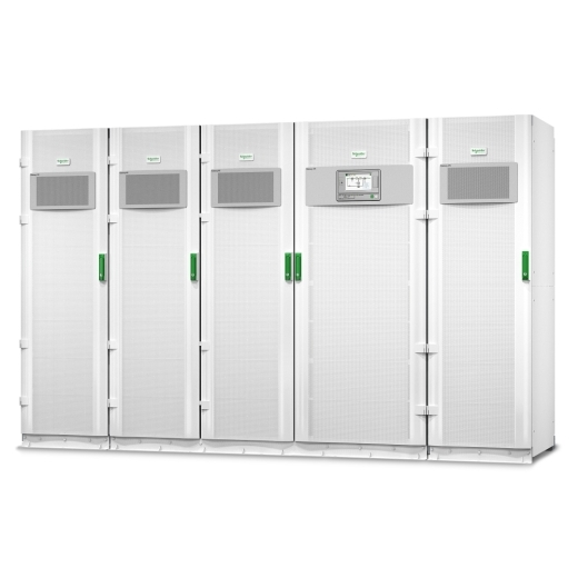 Galaxy VX 500kVA Scalable to 1250kVA 400V, Start up 5x8 Front Left