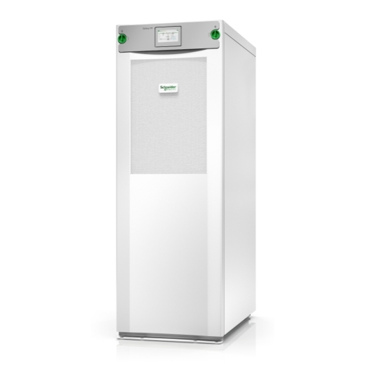 Galaxy VS UPS 100kW 400V for External Batteries, Start-up 5x8 Front Left