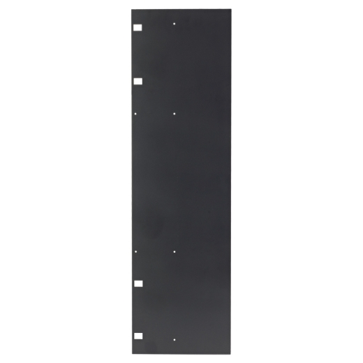 "End of Row Panel for Single-sided 84"" Performance Vertical Cable Manager Front Left"