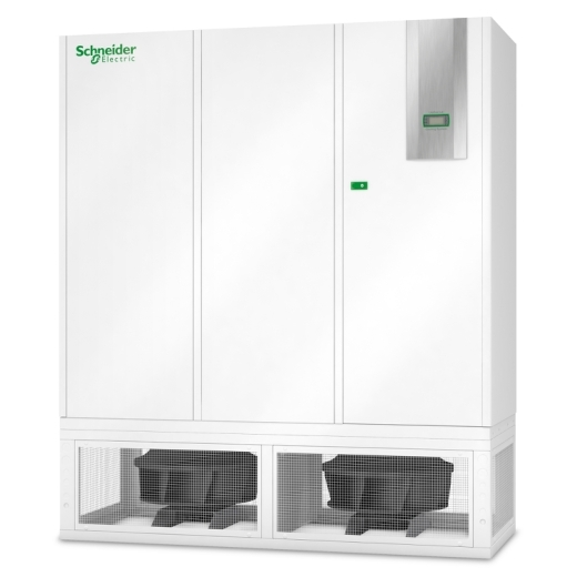 102kW Chilled Water 400/3/50 Downflow (Underfloor) Front Left