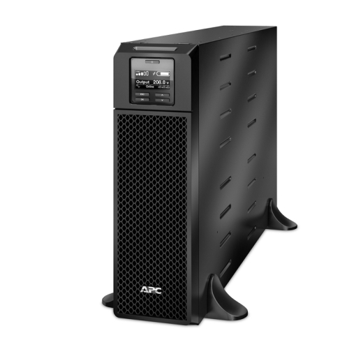 APC Smart-UPS SRT 5000VA 208V IEC Front Left