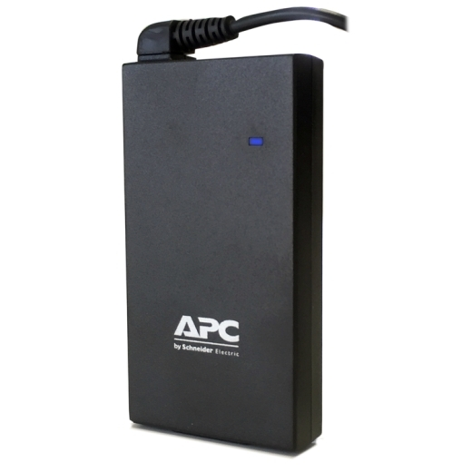 APC AC Laptop Charger, 19V/65W, LENOVO, 3 tips Front Right