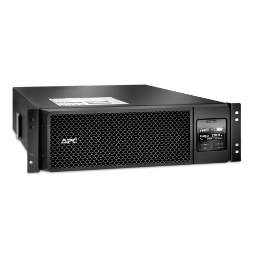 APC Smart-UPS SRT 5000VA RM 208/230V HW Front Left