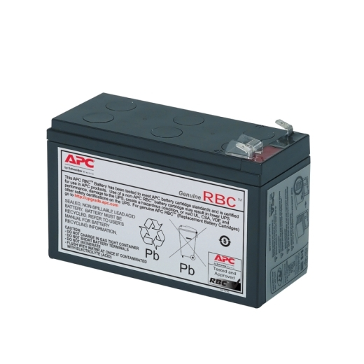 APC Replacement Battery Cartridge #2 Front Left