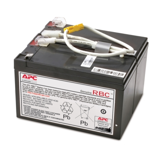 APC Replacement Battery Cartridge #109 Front Left