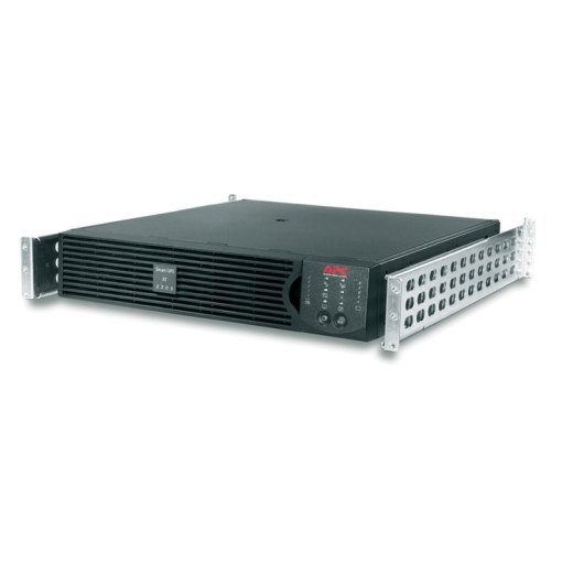APC SMART-UPS RT 2200VA RM 120V Network Card Front Left
