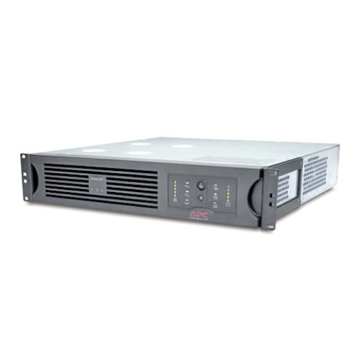 APC Smart-UPS 750VA USB RM 2U 230V Front Left