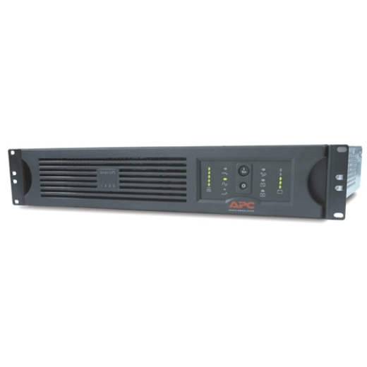 APC Smart-UPS 1000VA USB & Serial RM 2U 120V Front Left