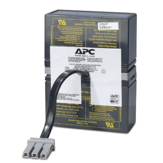 APC Replacement Battery Cartridge #32 Front Left