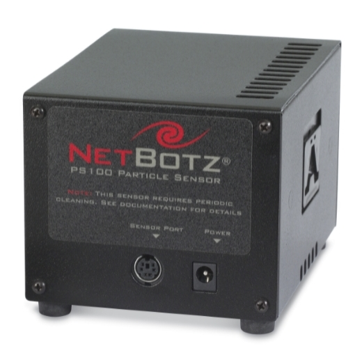 APC NetBotz Particle Sensor PS100 Front Left