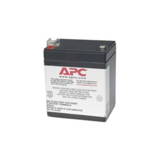 APC Replacement Battery Cartridge #45 Front Left